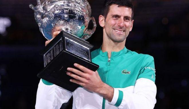 Tenis / Sârbul Novak Djokovic, campion la Australian Open - tenisdjokovic-1613911879.jpg
