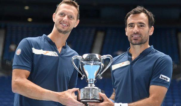 Tenis, Australian Open / Ivan Dodig şi Filip Polasek, campioni în proba masculină de dublu - tenisdublu-1613905527.jpg