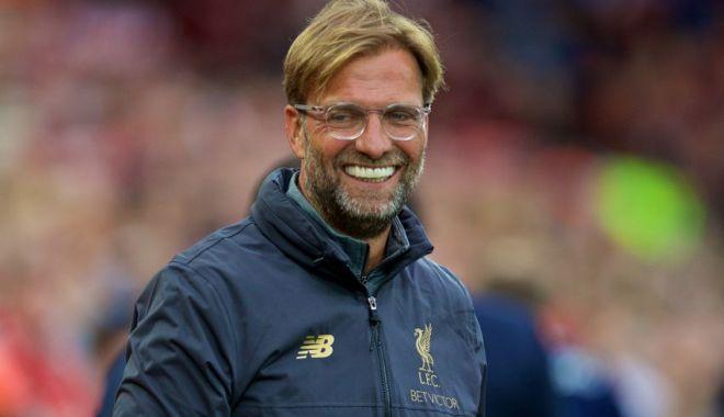 Foto: Fotbal: Juergen Klopp se gândește la un an de pauză