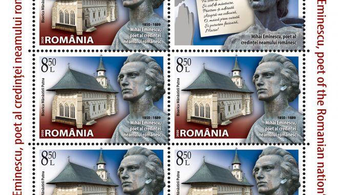 Timbre speciale cu Eminescu, Slavici şi Porumbescu, de Ziua Culturii Naţionale - timbre-1610556508.jpg