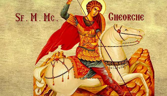 Tradiţii şi superstiţii. Sărbătoare mare, la ortodocşi, pentru cinstirea Sfântului Gheorghe - traditiisisuperstitii-1619113798.jpg