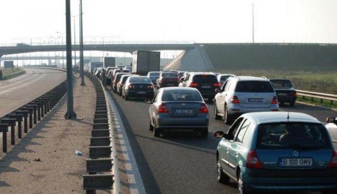 ACCIDENT GRAV PE A2. Traficul este restricționat - traficblocatpeautostradasoarelui-1622888025.jpg