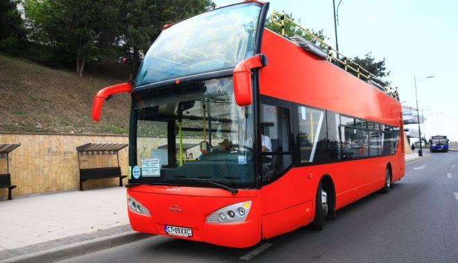 CT BUS. Traseul autobuzelor etajate, deviat în weekend - traseulautobuzelor-1627047892.jpg