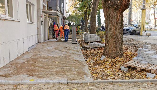 Lucrări de reabilitare a trotuarelor din Constanţa - trotuare-1606912225.jpg
