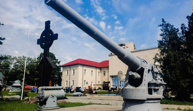"Tunul ""Obuchov"", exponatul lunii la Muzeul Marinei - tun-1623085796.jpg"