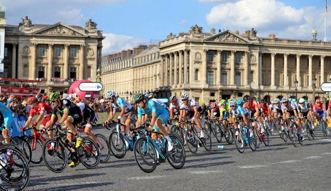 Foto: Roxana Mărăcineanu speră că Turul ciclist al Franței și turneul de la Roland Garros să aibă loc