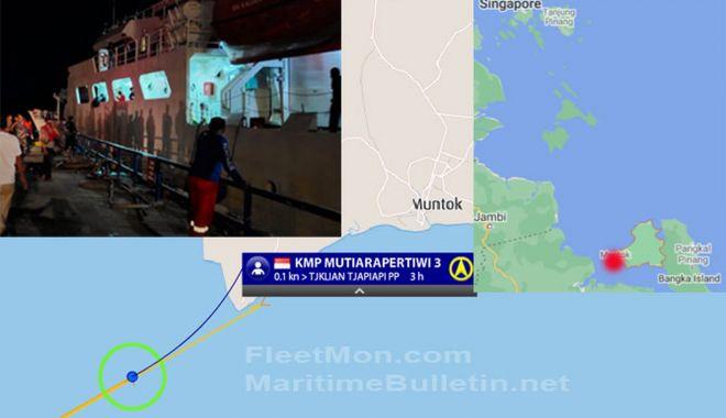 Un ferry-boat cu 59 de pasageri a eșuat - unferryboatcu59depasageriaesuat-1602573703.jpg
