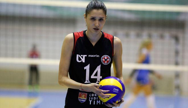 Foto: Un nou transfer la CS Medgidia. Andreea Petra a semnat cu clubul