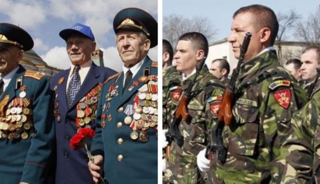 Foto: Decizii de ultimă oră ale Guvernului! Cum sunt afectați militarii, veteranii și văduvele de război