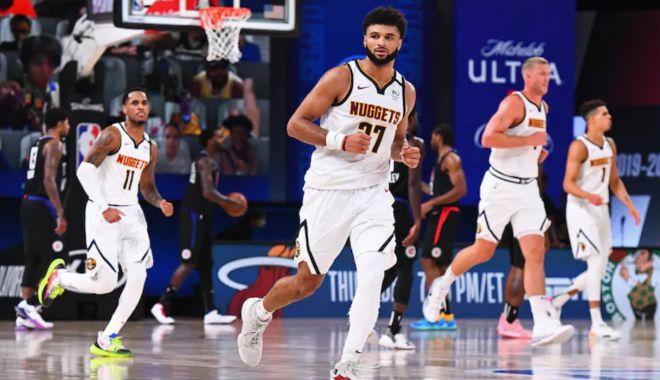 Foto: Echipa Denver Nuggets s-a calificat în finala Conferinţei de Vest