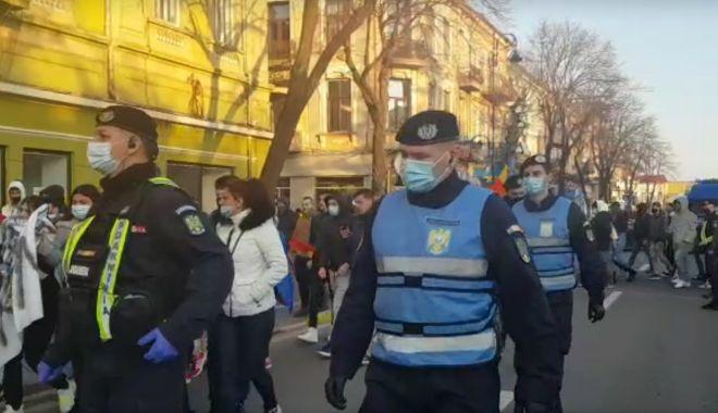 VIDEO. A treia zi de proteste, la Constanța - untitled-1617120983.jpg