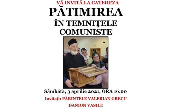 """Cateheza """"Pătimirea în temniţele comuniste"""", la Mănăstirea Văcăreştii Noi - untitled-1617363987.jpg"""