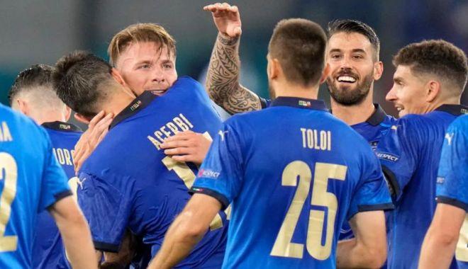 Fotbal, EURO 2020 / Italia, prima echipă calificată în optimi. Rusia, balon de oxigen - untitled-1623911783.jpg