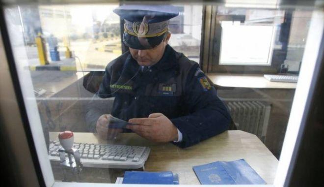 Foto: ANAF implementeazã noi mãsuri pentru fluidizarea traficului de mãrfuri prin birourile vamale