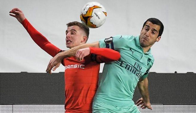 Foto: Victorii la două goluri pentru Rennes și Villarreal, în optimile Europa League