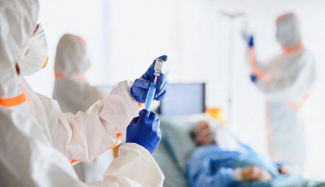 Foto: 168 de cazuri de infecție cu noul coronavirus, la Constanța. Opt pacienți sunt în stare gravă