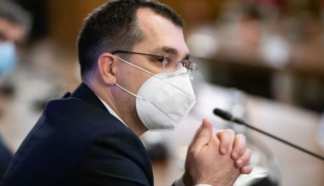 PSD a depus moţiunea simplă împotriva ministrului Sănătăţii, Vlad Voiculescu - vladvoiculescu-1612951578.jpg