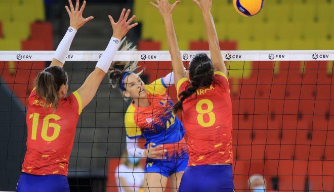 Volei / Tricolorele, pe locul secund în primul turneu din Golden League - voleigolden-1622463822.jpg