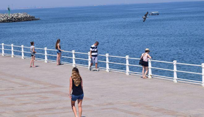 Vreme însorită și plăcută, pe litoral - vreme-1596991404.jpg