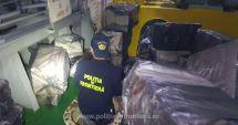 FOCURI DE ARMĂ ÎN PORT. Marinari sirieni, prinși când descărcau țigări de contrabandă
