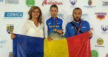 Atletism / Românii, nelipsiţi de pe podiumurile Campionatului Balcanic