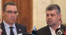 Marcel Ciolacu anunță alianță cu partidul lui Victor Ponta în consiliile locale