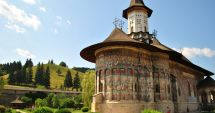 Ministrul Culturii: Va fi restaurată pictura exterioară de la Mănăstirea Suceviţa