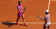 Simona Halep o înfruntă pe Garbine Muguruza, în semifinalele turneului de la Roma