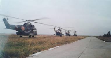 Patru Doamne și toți patru:  elicopter doborât - echipaj martir!