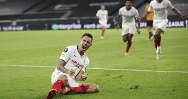 Sevilla FC, prima finalistă care s-a calificat în finala Europa League la fotbal