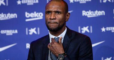 FC Barcelona a anunțat concedierea directorului sprtiv Eric Abidal