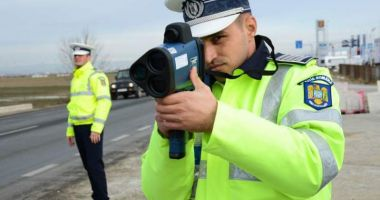 Zeci de șoferi amendați! Polițiștii au dat amenzi în valoare de peste 60.000 de lei