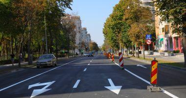 Foto : Atenţie, constănţeni! Bulevardul Tomis va deveni cu sens unic din 1 octombrie