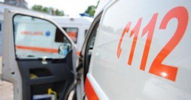 Accident, provocat de un șofer beat în Mangalia