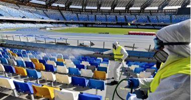Ionuţ Stroe va lua în calcul posibilitatea revenirii spectatorilor pe stadioane