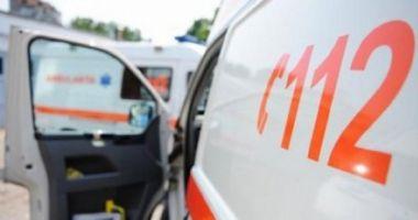 Accident rutier pe DN 22. Sunt implicate patru maşini