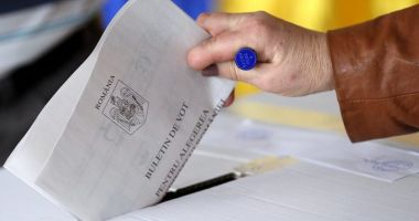 Alegătorii cu febră de peste 37,3 de grade vor vota într-o cabină specială
