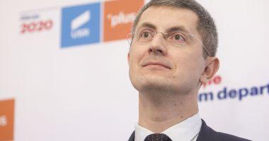 Dan Barna, întrevedere cu şeful Reprezentanţei CE în România