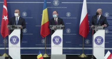 Bogdan Aurescu: Ne dorim ca NATO să devină mai puternic din punct de vedere politic și militar