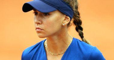 Tenis / Irina Maria Bara a ratat calificarea pe tabloul principal al turneului WTA de la Moscova