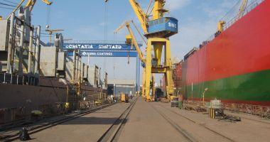 16 nave sunt în reparații, în șantierele din Constanța, Midia și Mangalia