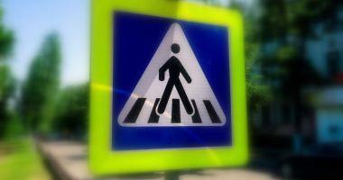 Femeie lovită pe trecerea de pietoni, în Constanța