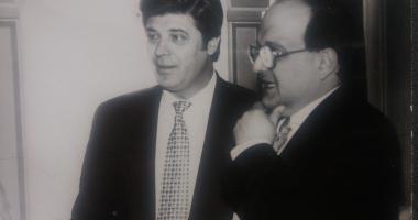 Arhiva de Aur Cuget Liber. Ion Șerban și Horia Mircea Hossu, pe vremea când afacerile le mergeau strună