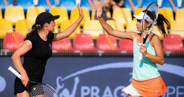 Olimpism / Tenis la JO. Monica Niculescu şi Raluca Olaru, învinse în optimi, la dublu