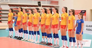 Volei / Puerto Rico, primul adversar al naţionalei feminine U18 a României la Mondiale