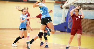 Handbal / CSU Neptun înfruntă pe CSM Roman la Sala Sporturilor