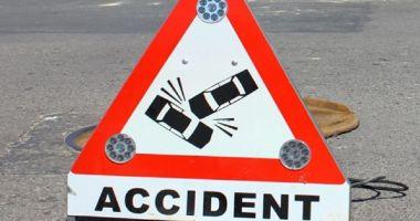 Cum s-a petrecut accidentul rutier de azi, din zona Abator