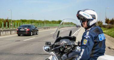 ACCIDENT CU CINCI MAȘINI pe Autostrada Soarelui. Coloană de mașini de 3 kilometri