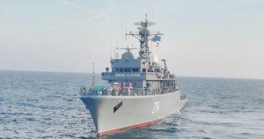Activități de instruire maritimă în zona costieră a României