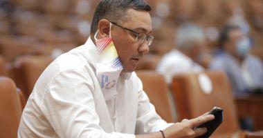Victor Ponta se retrage pentru câteva zile din activitățile de campanie electorală